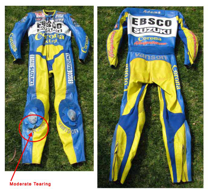 Curtis Adams Leathers